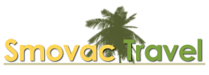 Logo, Smovac Travel, Resort Rentals in Waretown, NJ