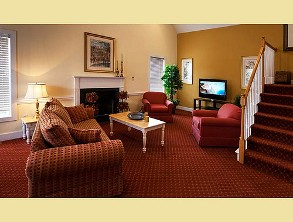 King's Creek Living Room, Condo Rentals, Villa Rentals in Waretown, NJ