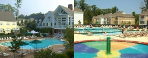 King's Creek Plantation Pools, Condo Rentals, Villa Rentals in Waretown, NJ